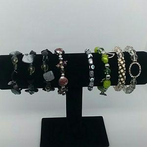 8 piece Bracelet Bundle 💜